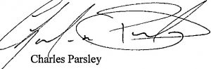 Parsley signature