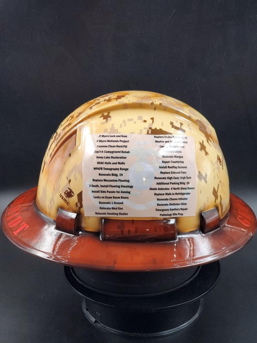 Georges Hard Hat 2