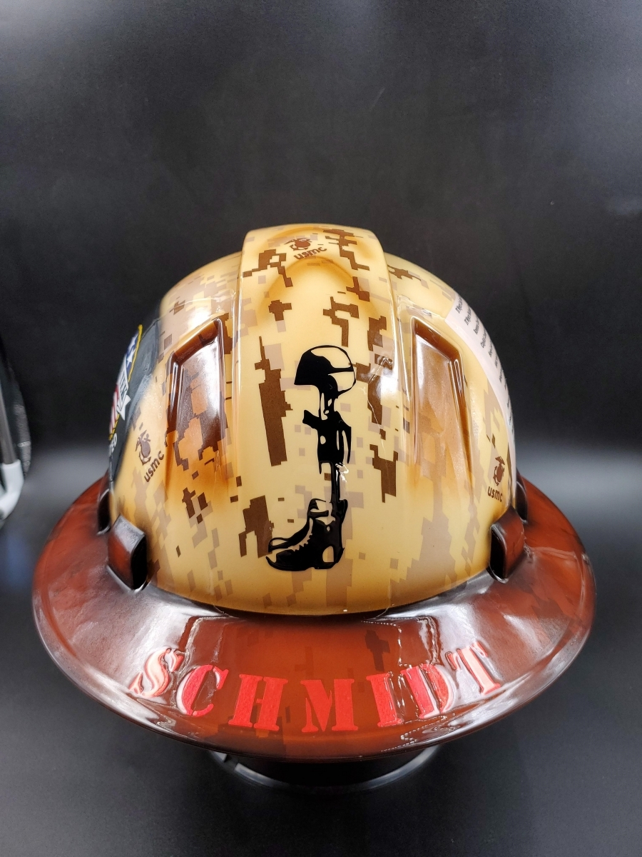 Georges Hard Hat 4