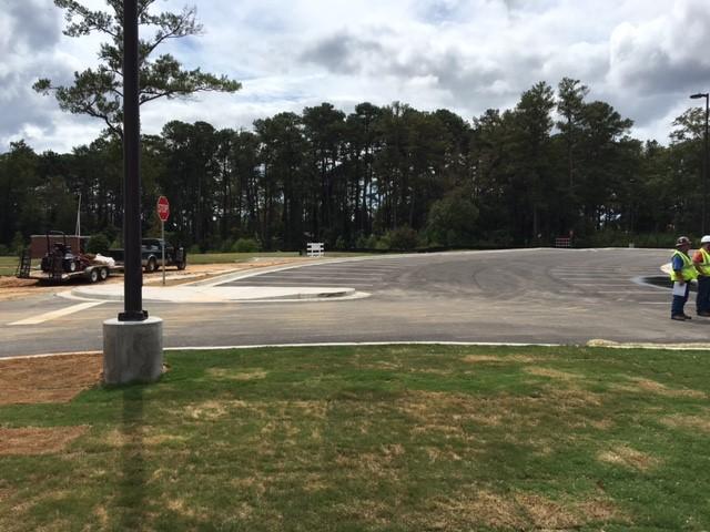 paved lot 2