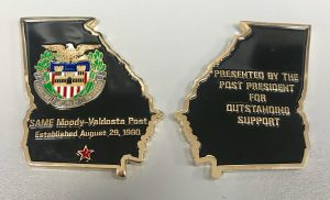 New Challenge Coin
